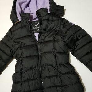 4/5 girls vertical 9 winter coat